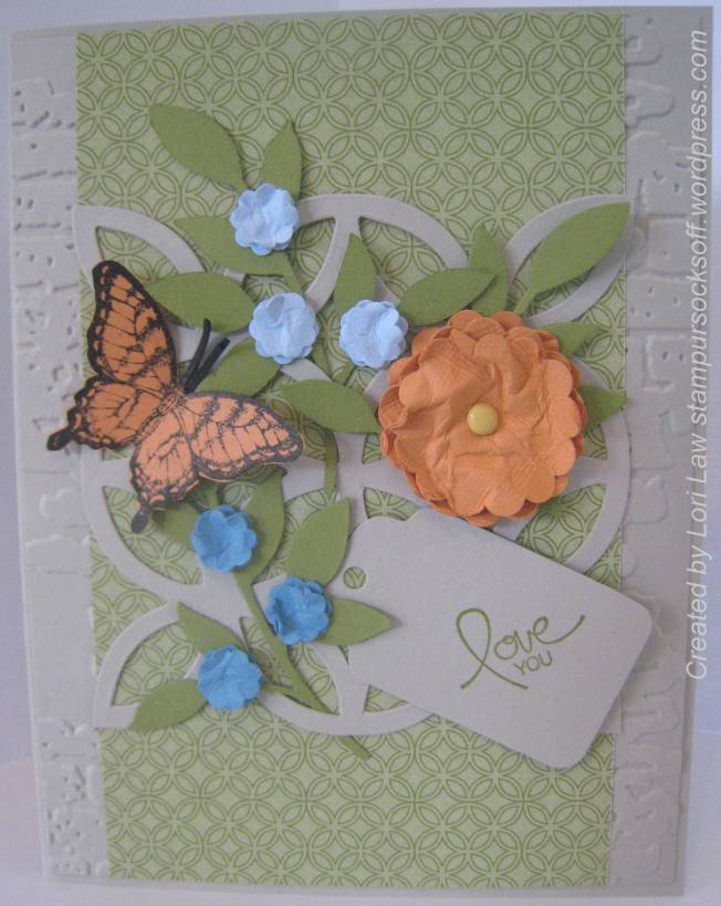 Lattice Floral