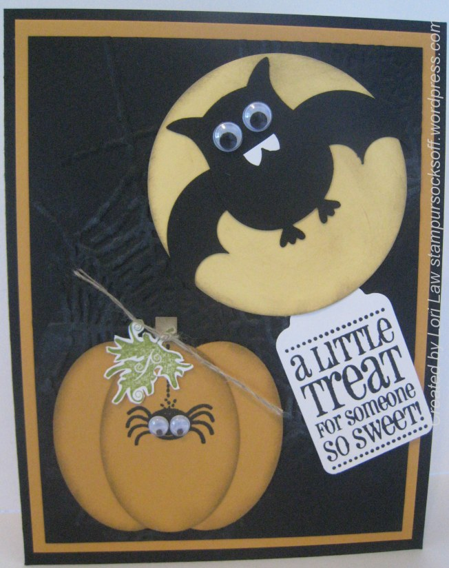 Owl Bat & Pumpkin Punch