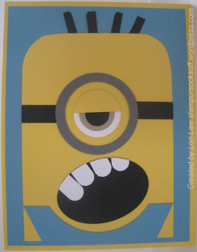 Minion Madness Punch Art