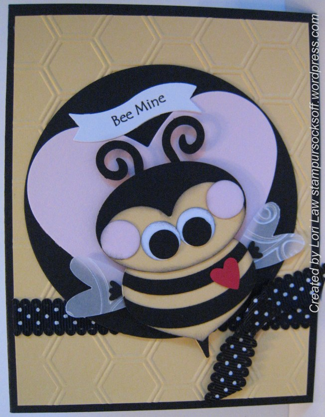 Bee Mine Bee Valentine