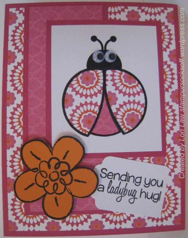 Melon Mambo Ladybug Hug