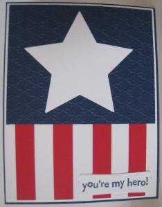 Captain America Suit