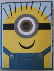 Minion Madness Birthday