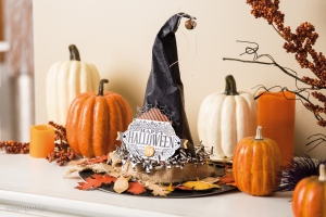 Witching Decor Project Kit Item 140969 $22.00. 2015 SU Holiday Mini