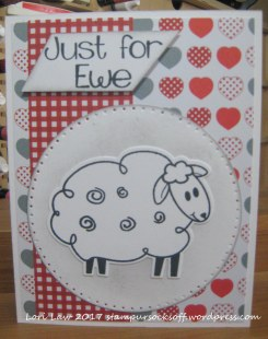heartfelt sheep