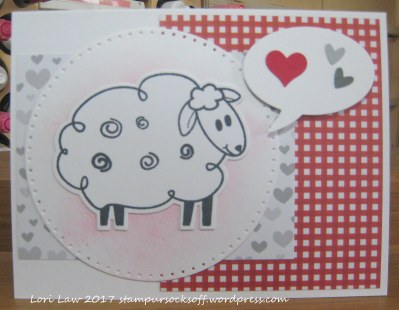 sheepish love